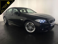 2015 BMW 525D M SPORT AUTO DIESEL 1 OWNER BMW SERVICE HISTORY FINANCE PX