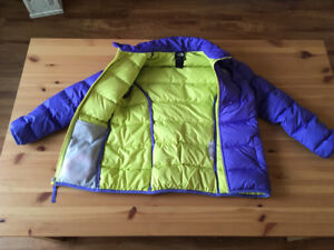 North Face girls Down Jacket in Size 10/12