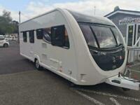 Swift Challenger 560 Caravan