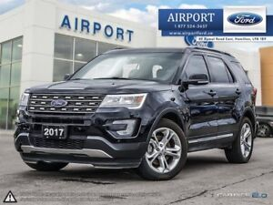 2017 Ford Explorer XLT 4WD with only 29,772 kms