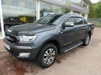 Ford Ranger 3.2 Tdci 200ps Wildtrak 4x4 Double Cab Pick Up with *NO VAT Pick-Up