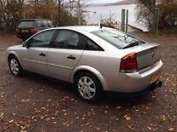 Vauxhall Vectra 2003 2.0 DTI
