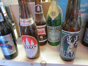 Vintage Beer Bottles Pop Bottles Memorabilia '70s Era + Peterborough Peterborough Area image 10