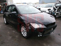 2014 Seat Leon SE TSi 1.2 DAMAGED REPAIRABLE SALVAGE
