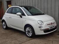 2014 (64) Fiat 500 1.2 LOUNGE £20 road tax *PCP deal £118 per month*