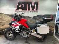DUCATI MULTISTRADA 1200 ENDURO, LUGGAGE,CRASH BARS,DECALS (AT MOTORCYCLES)