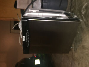 Stainless steel maytag dishwasher