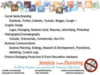 Offering Graphic Design & Advertising/Marketing Services