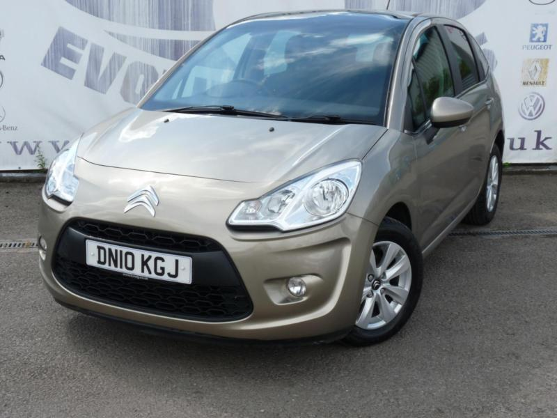 2010 CITROEN C3 1.4 VTR PLUS 5 DOOR LOW MILEAGE PRIVACY GLASS HATCHBACK PETROL