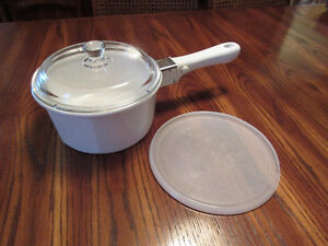 Princess House Nouveau Cookware. Stainless Steel Bar Tray