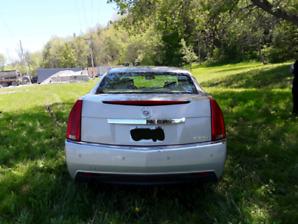 2009 caddy cts4 allwheel drive