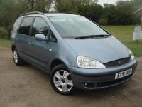 Ford Galaxy 2.3i 2001.25MY Ghia, 88K, DRIVES GREAT, SERVICE HISTORY, V CLEAN