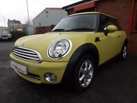 2010 60 MINI HATCH 1.6 ONE 3D