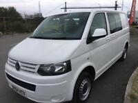 Volkswagen Transporter 2.0TDI , Factory Crew Van