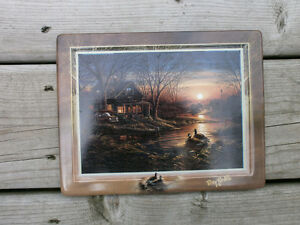 1999 Terry Redlin Collector's Plaque