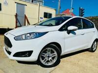2013 Ford Fiesta 1.0 EcoBoost Zetec (s/s) 5dr Hatchback Petrol Manual