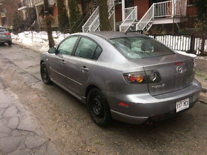Mazda 3 2004 spoort 2.3