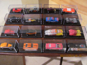 BUBBA - 100% HOT WHEELS Clear Display Items #1