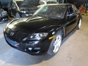 !!! ALL PARTS AVAILABLE 2005 MAZDA RX8 !!!