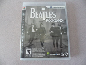 Play station 3 .Les Beatles.