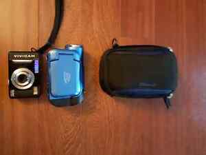 CAMERA VIDEO CAMERA SET WITH CASE