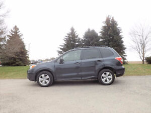 2015 Subaru Forester AWD Wagon- 4 BRAND NEW TIRES!!  $19 950