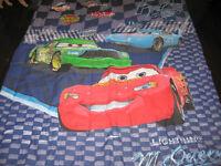 """Literie - pour garçon - Cars de Disney Pixar """"Les Bagnoles"""""""