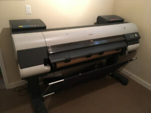 Large format printer for sale - Canon ipf8100