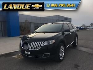 2012 Lincoln MKX Base