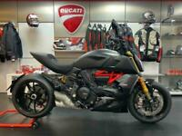 DUCATI DIAVEL 1260S DARK STEALTH. **LIMITED STOCK** Sheffield 01142525454