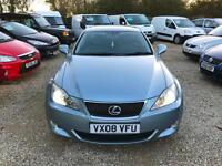 Lexus IS 220d 2.2TDiesel