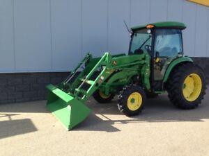 John Deere 4052R CAB Tractor  Loader