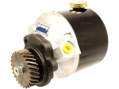 Power Steering Pump For Ford 550 555 655 Backhoe Wheeled Diggers