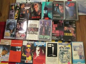 Michael Biehn massive movie collection