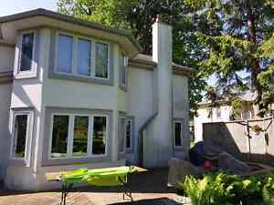 Professional stucco cleaning with Supreme Mobile Wash Kitchener / Waterloo Kitchener Area image 4
