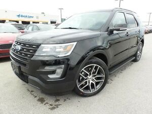 2017 Ford Explorer SPORT 3.5L V6 ECO 400A