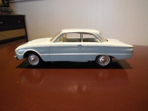 Vintage 1960 Ford Falcon Dealer Promotional Model Car London Ontario image 4