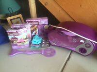 Assorted toys and baby items