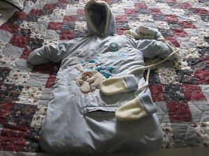 Pochette d'hiver pour bébé