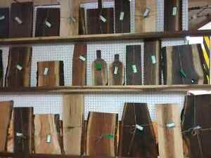 Wooden cutting boards, mirrors, furniture plus 600 booths