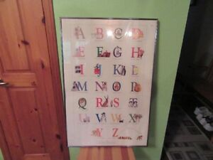 PICTURE - ANNE GEDDES - THE ALPHABET - REDUCED!!!!