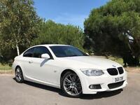 2011 BMW 3 SERIES 3.0 335D M SPORT 2D AUTO 282 BHP DIESEL