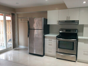 Brand new walkout one bedroom basement for rent