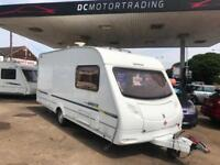 Sprite Major 5 Berth Touring Caravan 2006