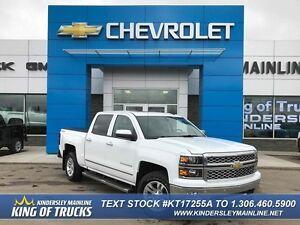 2014 Chevrolet Silverado 1500 LT  - Leather Seats -  Bluetooth -