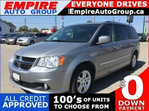 2016 DODGE GRAND CARAVAN CREW * POWER GROUP * LOW KM
