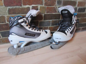 Patins gardien de but Bauer