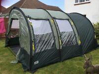 Large 6 man 'rage' tent
