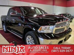 2013 Ram 1500 Laramie  Longhorn Crew Cab Leather Nav Back Up Cam