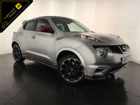 2013 NISSAN JUKE NISMO DIG-T AUTO 4WD 1 OWNER NISSAN SERVICE HISTORY FINANCE PX